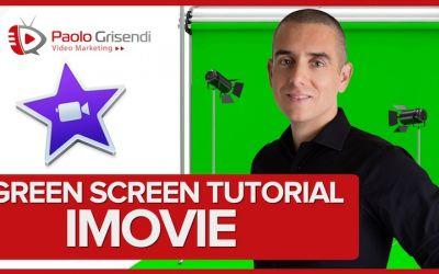 Tutorial Chroma Key in IMovie - Come usare il green screen per rimuovere lo sfondo