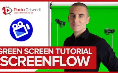 Tutorial Chroma Keying in Screenflow