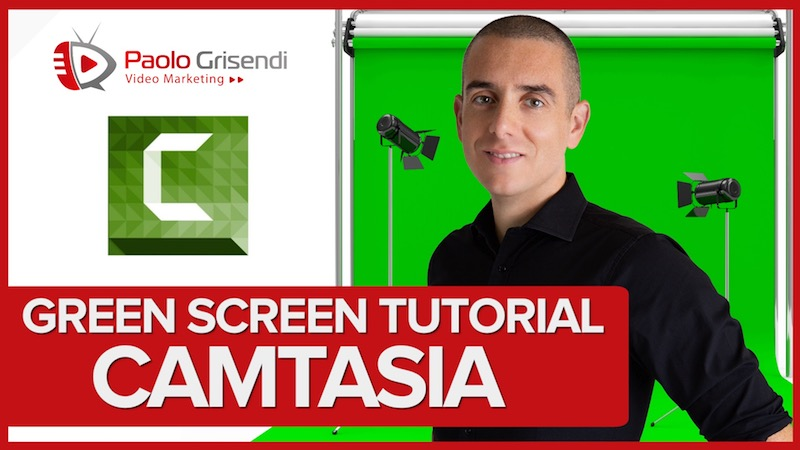 Tutorial Chroma Keying in Camtasia