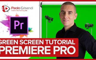 Tutorial Chroma Key in Adobe Premiere Pro cc