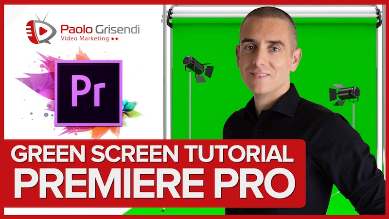 Tutorial Chroma Key in Adobe Premiere Pro cc