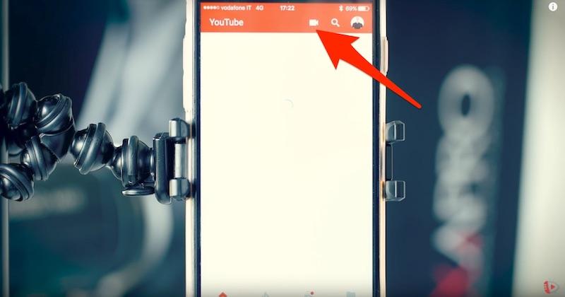 Come fare una Diretta su Youtube dal cellulare