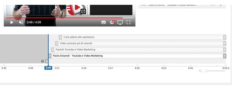 Schermata Finale ed Annotazioni - Tutorial sulla nuova funzionalità di Youtube