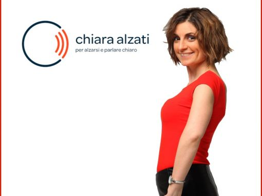 Chiara Alzati Public Speaking