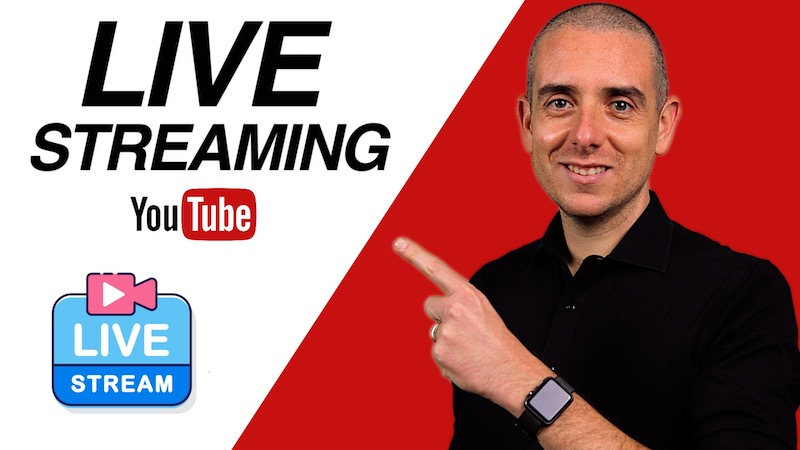 Live Streaming su YouTube – Tutorial Dirette nel YouTube Studio
